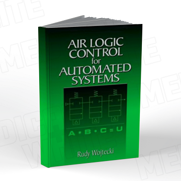 Book - Air Logic Control for Automated Systems by Rudy Wojtecki
