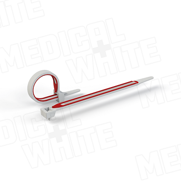 MWZIP5 - Rubber Lined Reusable Zip Tie - 5 Inch