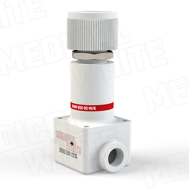 RMW-800-3.5-W/K - Miniature Precision Pressure Regulator - 1/8