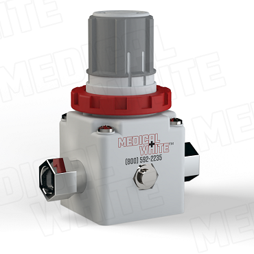 VMW-240-N03 - High Flow Vacuum Regulator - 3/8